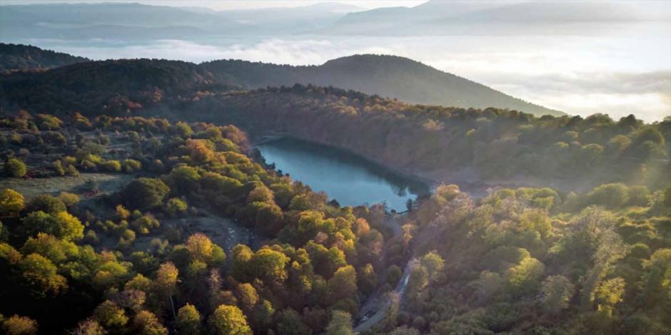 Kamp turizminin yeni rotası: Batı Karadeniz yaylaları