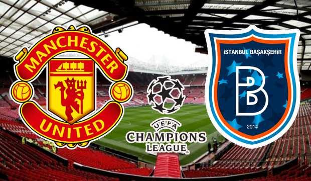 Manchester United Başakşehir maçı ne zaman saat kaçta? Temsilcimizin maçı hangi kanalda?