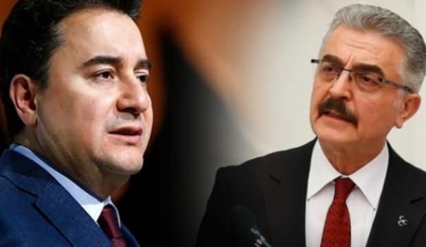 MHP'li Büyükataman'dan, Ali Babacan'a sert tepki!