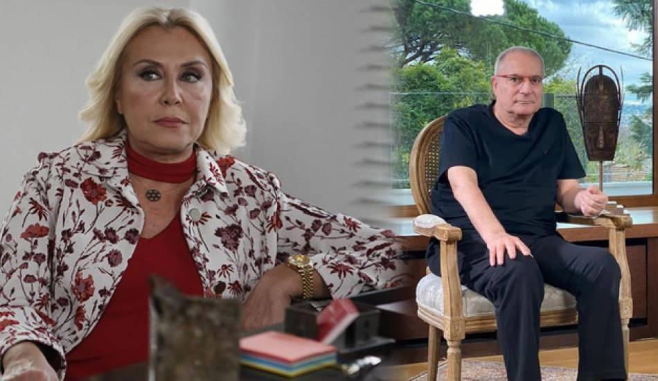 Nergis Kumbasar'dan eski eşi Mehmet Ali Erbil'in hastalığı hakkında flaş açıklama