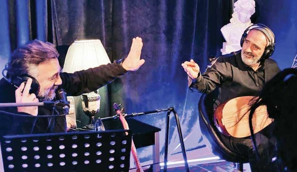 Oktay Kaynarca ve Yavuz Bingöl'den 'Sen Bir Aysın' buluşması!