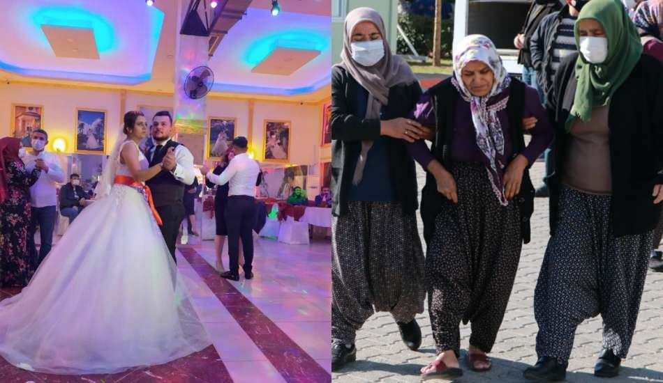 Özlem Özcan düğününden 4 gün sonra koronavirüsten öldü!