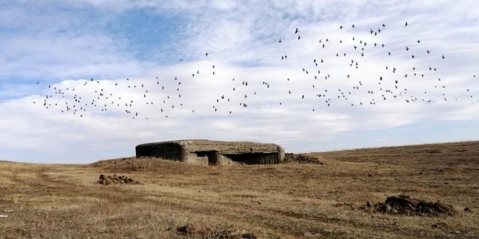 Paris'te bulunan savunma yapılarının benzeri Erzurum'da keşfedildi