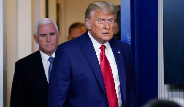 Trump avukat ekibine çok kızgın: Aptallar! Beni rezil ettiniz