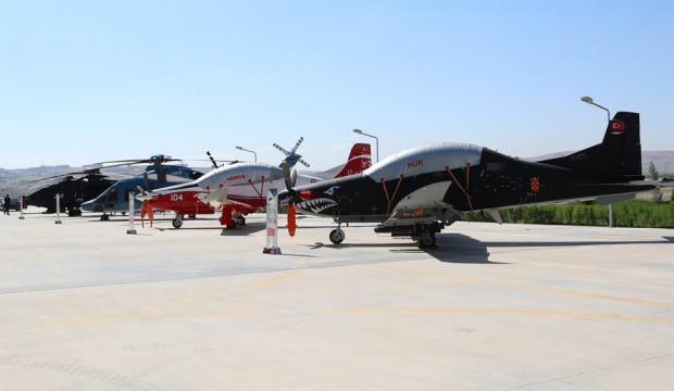 TUSAŞ'tan Türk Silahlı Kuvvetlerinin keşif uçaklarına kesintisiz hizmet
