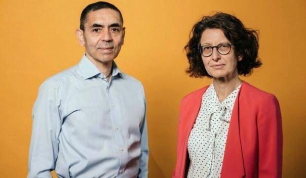 Uluslararası Göç Örgütü Uğur Şahin ve Özlem Türeci'yi örnek gösterdi