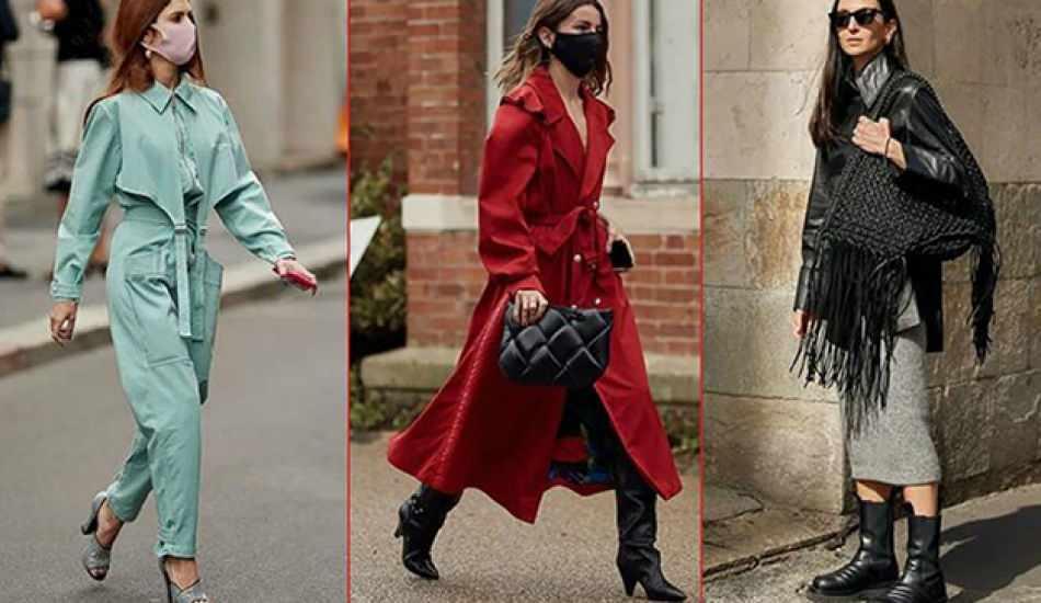 2021 Moda haftalarından seçilmiş en iyi 10 moda trendi