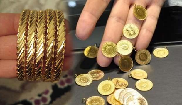 5 Aralık Altın fiyatları kaç TL oldu: Çeyrek Altın Gram Altın Tam altın alış satış fiyatları!