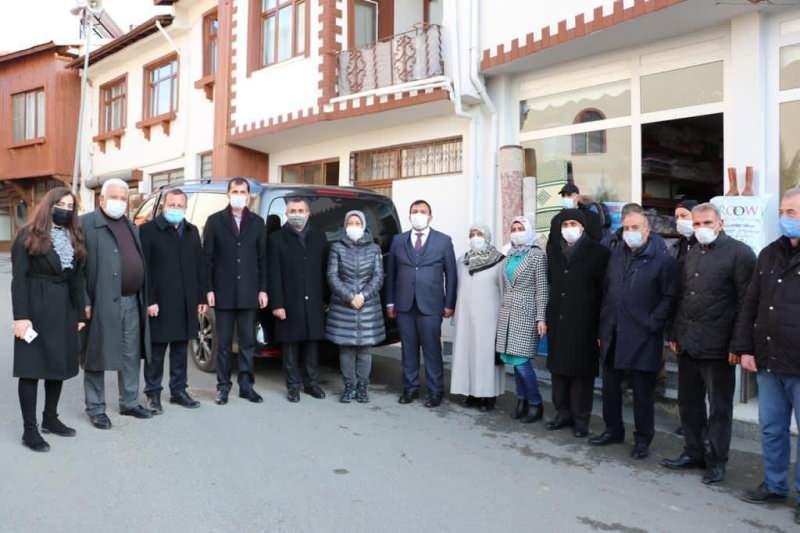 AK Partili Çalık: Malatya'da 18 yılda 8 baraj hizmete alındı
