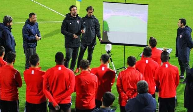 Galatasaray maçı öncesi Hatayspor'da 4 koronavirüs vakası!