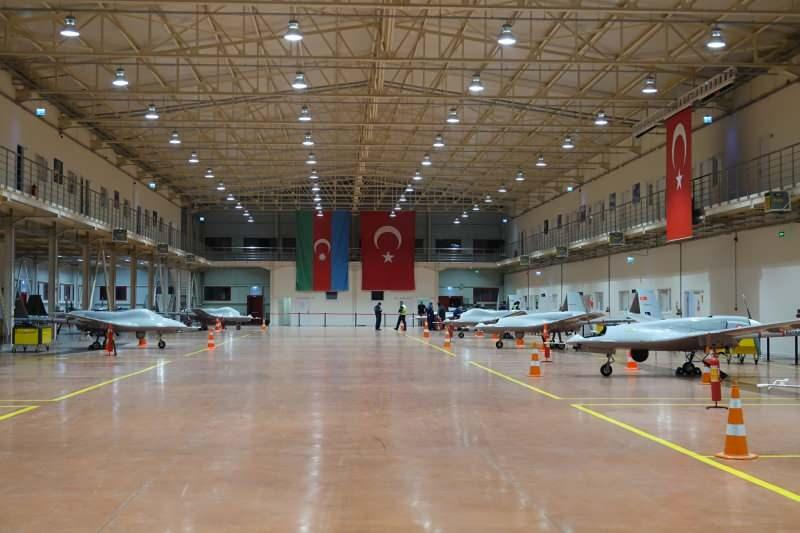 Türkiye, Azerbaycan, SİHA