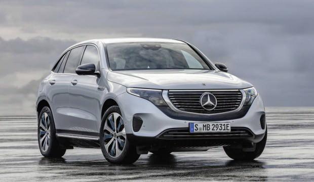 Mercedes'in elektrikli SUV modeli Türkiye'de satışa çıktı