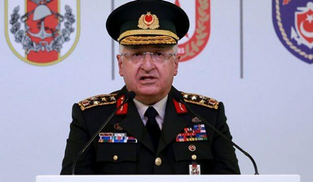Genelkurmay Başkanı Güler'den CHP'li vekilin ordu sözleri için ilk tepki