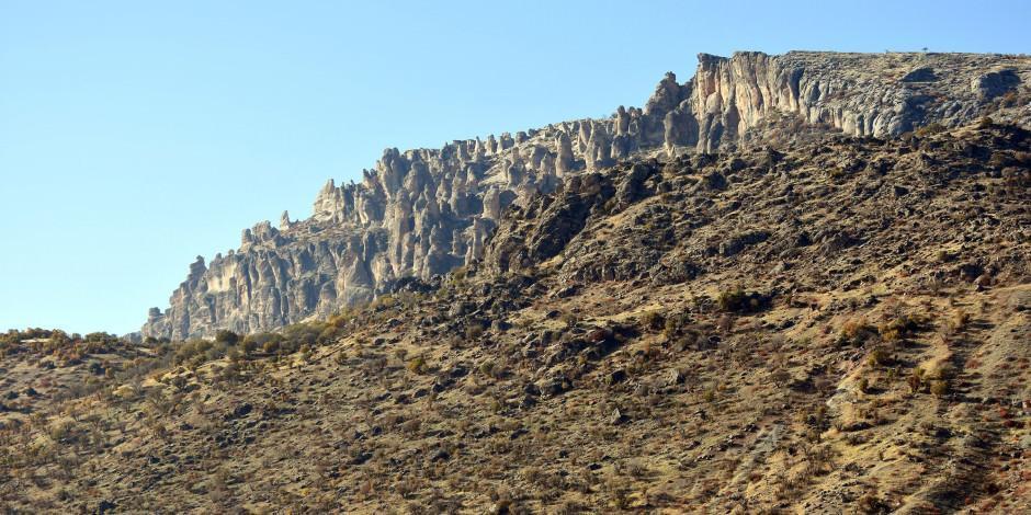 Güneydoğu'nun Kapadokya'sı: Diyarbakır Gelincik Dağı