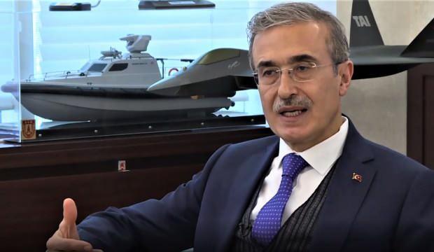 İsmail Demir'den yerli helikopter motoru açıklaması