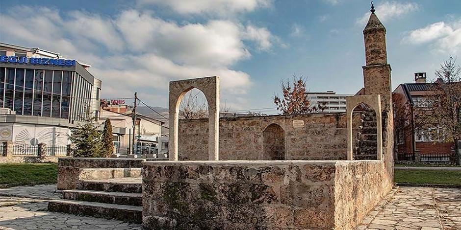 Kosova Prizren'deki ilk Osmanlı eseri: Namazgah