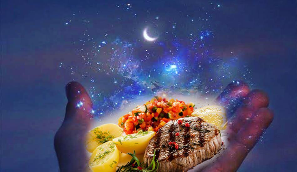 Rüyada yemek görmek ne anlama gelir? Rüyada yemek yemek ne anlama gelir