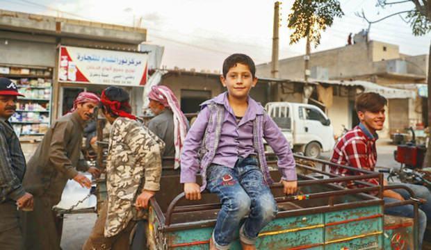 Türkiye ile nefes aldılar: Suriyelilerin gözünden Fırat Kalkanı ve Zeytin Dalı