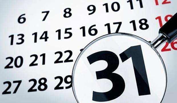 Yılbaşı tatili hangi güne denk geliyor? 31 Aralık - 1 Ocak resmi tatil kaç gün olacak?