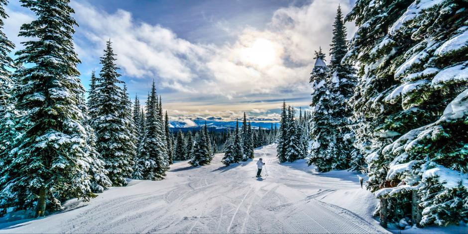 Yılbaşı tatili için Türkiye'nin en gözde 10 kayak rotası