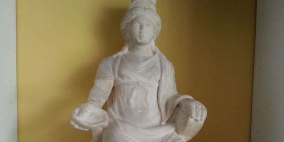 1700 yaşındaki Kybele heykeli 50 yıl sonra ana vatanına dönüyor