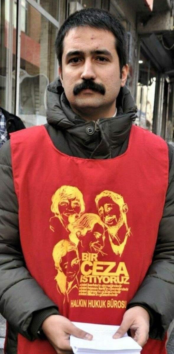 DHKP-C'li avukat Aytaç Ünsal