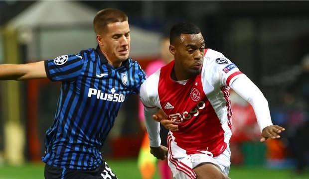 Atalanta, Ajax'ı devirdi ve gruptan çıktı!