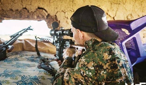 TSK'ya karşı savaştılar! Eğittikleri teröristler kendilerini vuruyor