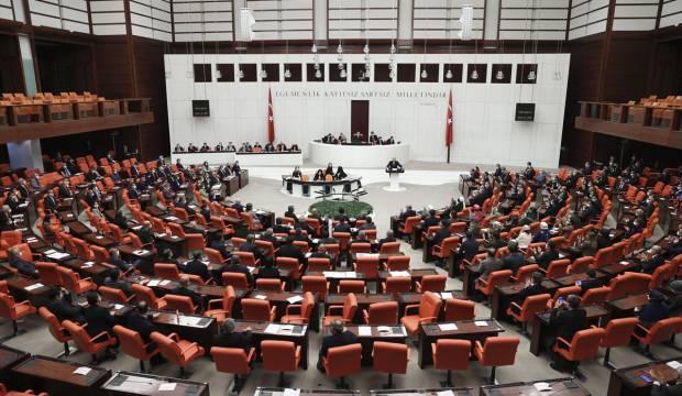 İki bakanlığın bütçeleri kabul edildi