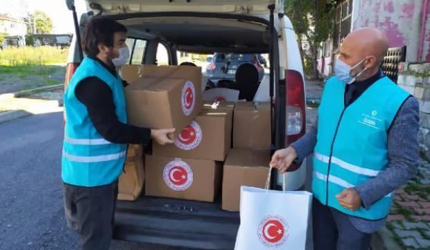 Sultanbeyli'de pandemi süresince 60 milyon 600 bin lira yardım yapıldı