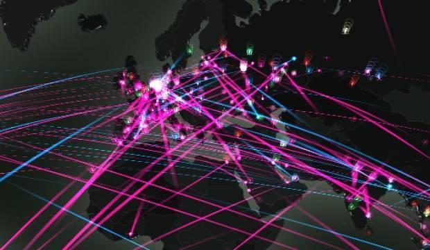 Türkiye 2020'de siber saldırıların odağında yer aldı