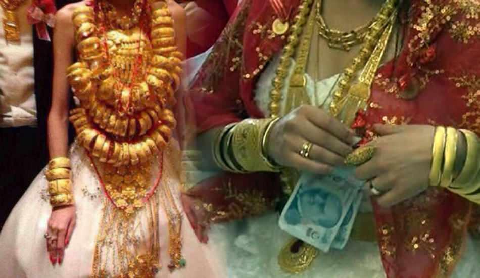 Yargıtaydan emsal karar geliyor! Hukuki olarak düğünde takılan takılar kime ait?