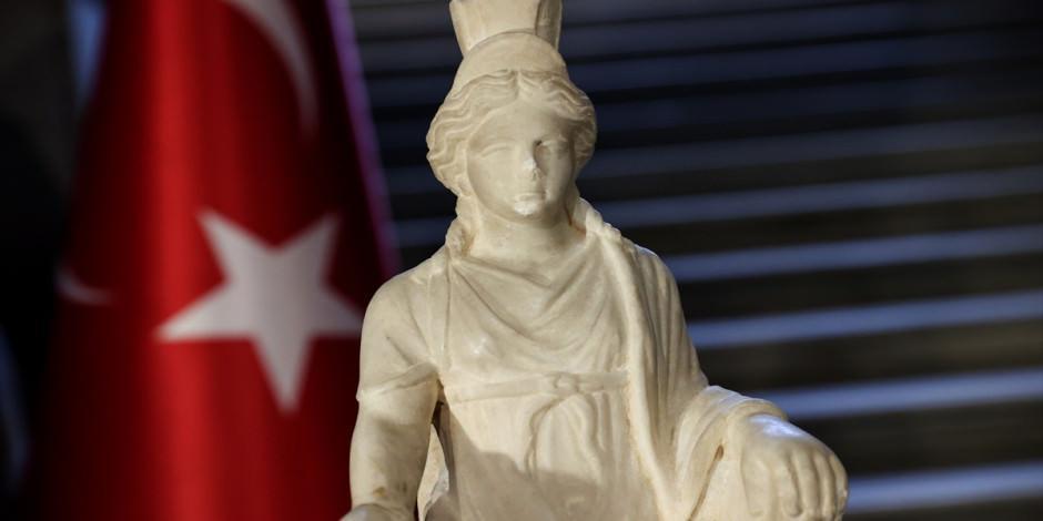 60 yıl sonra ana vatanına dönen Kybele'nin hikayesi