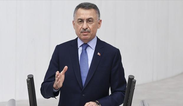 Cumhurbaşkanı Yardımcısı Oktay: Ülkemizde bir rejim sorunu söz konusu değil