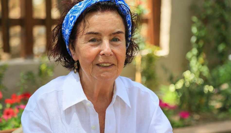 Fatma Girik en büyük hayalini açıkladı