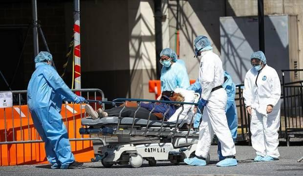 Fransa'da son 24 saatte 21 bin 271 Kovid-19 vakası görüldü