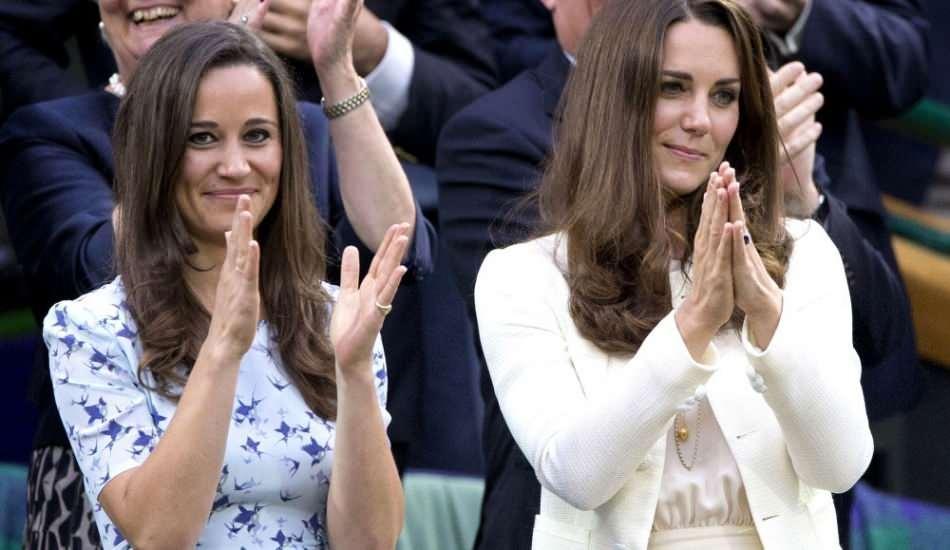 Kate Middleton'ın kardeşi Pippa'dan müjdeli haber!
