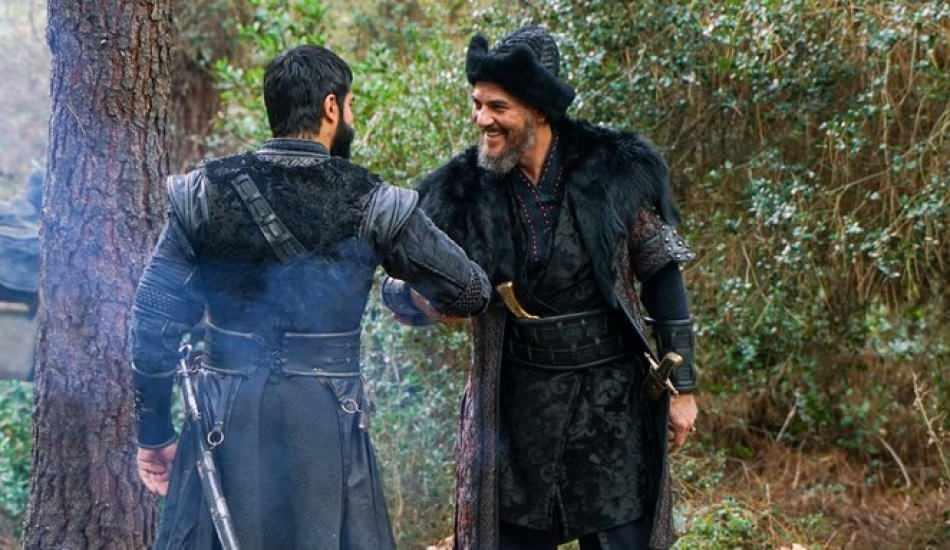 Kuruluş Osman'a damga vuran Yavlak Aslan'ı oynayan Umut Karadağ en çok etkilendiği sahne