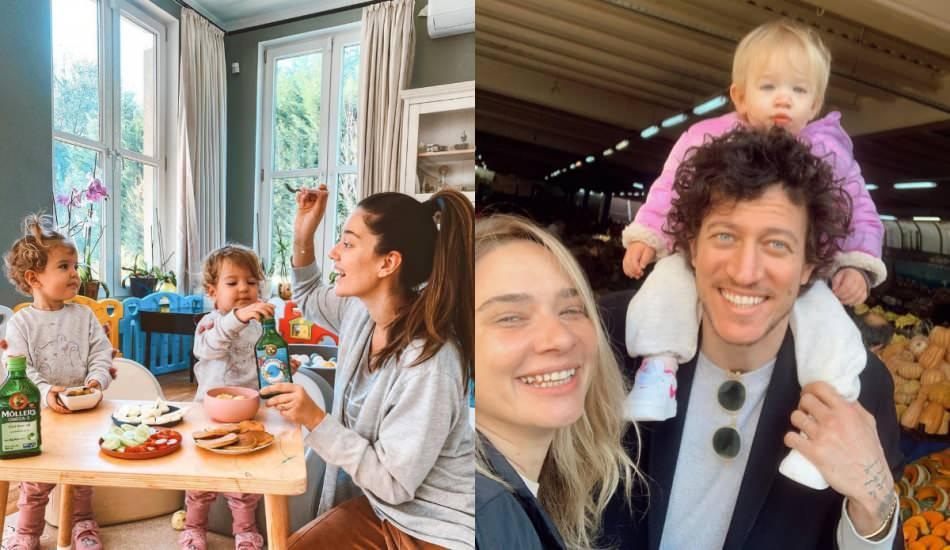 Müge Boz'dan Vina, Lina ve Alin paylaşımı! Sosyal medyayı salladı...