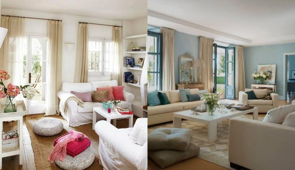 Oturma odası dekorasyonu önerileri