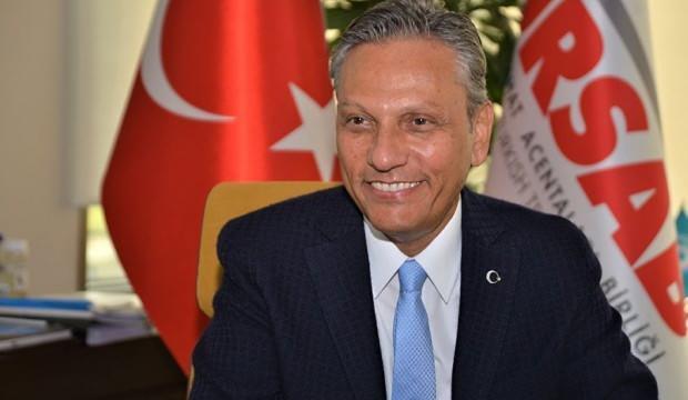 Firuz Bağlıkaya'dan Erdoğan'a teşekkür