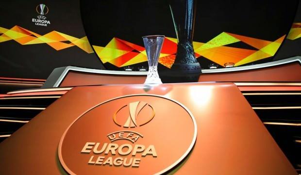 UEFA Avrupa Ligi'nde son 32 eşleşmeleri