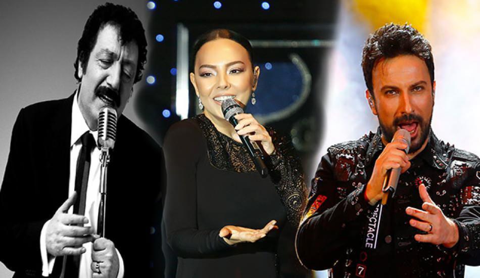2020'nin en çok dinlenen sanatçıları belli oldu!