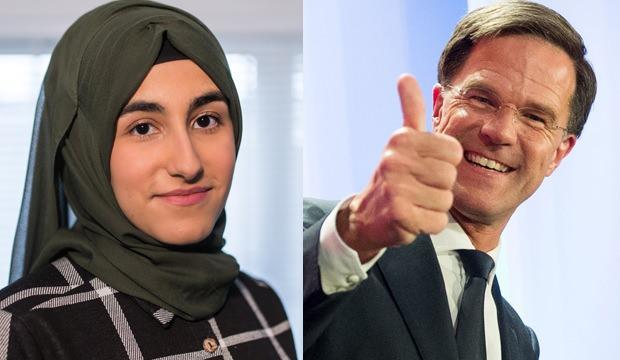 Hollanda Başbakanı'ndan Adıyamanlı Dilara'nın yazdığı kitaba büyük övgü - DÜNYA Haberleri