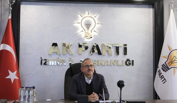 AK Parti İzmir İl Başkanı Sürekli'den Soyer'e: İptal edilmezse adı ihanet festivalidir!
