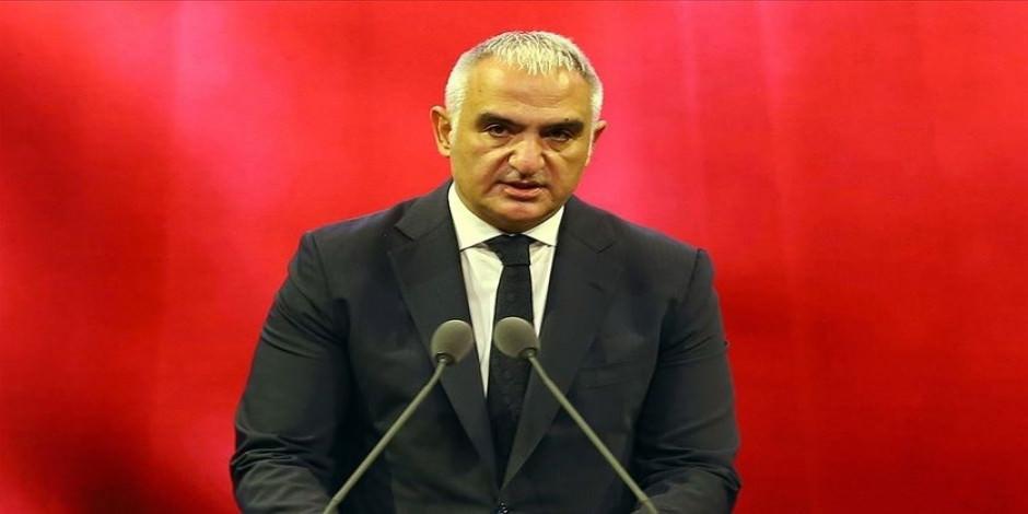 Kültür ve Turizm Bakanı Mehmet Nuri Ersoy, Tarsus Müzesi açılışına katıldı