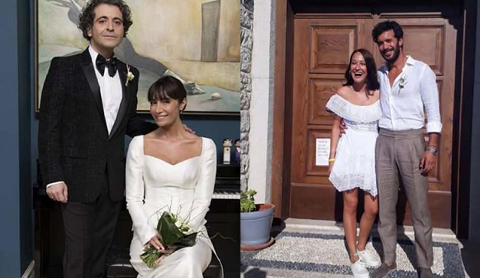 """2020'de evlenenler: Salgın gölgesinde """"Evet"""" dediler!"""