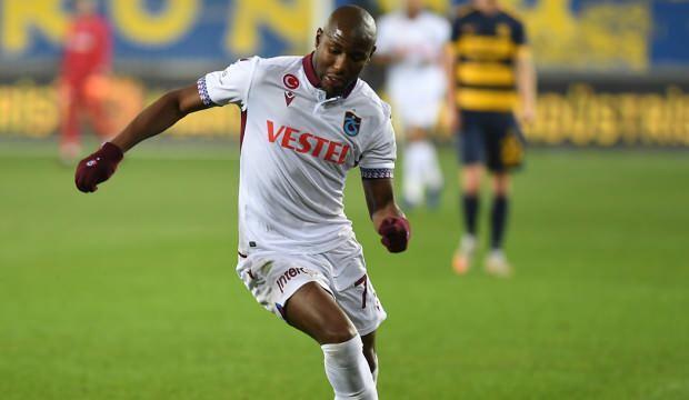 Trabzonspor'da Afobe kadrodan çıkarıldı!