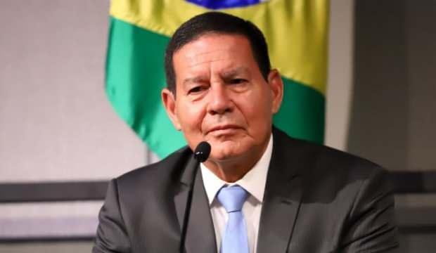 Brezilya Devlet Başkan Yardımcısı Hamilton Mourao Kovid-19'a yakalandı