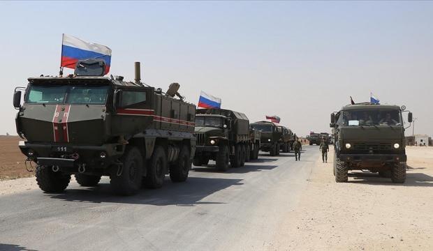 Rusya'dan Suriye'nin kuzeydoğusuna askeri yığınak